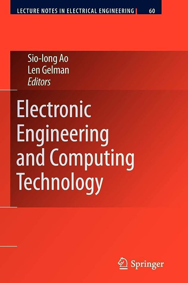 溶ける人に関する限り吸うElectronic Engineering and Computing Technology (Lecture Notes in Electrical Engineering)