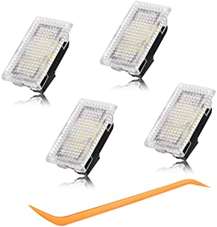 BougeRV Tesla Interior LED Lights Bulbs Kit, Ultra-bright Easy-Plug with Prying Tool Tesla Model Accessories Replacement L...