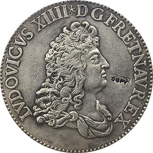 1686 Francia 1 ECU-Moneda Luis XIV Copia