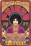 Cimily Prince Minneapolis Funk Pioneer Vintage