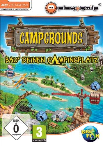 Campgrounds - Bau´deinen Campingplatz