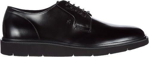 Hogan Robe X - H322 Chaussures à Lacets Homme noir