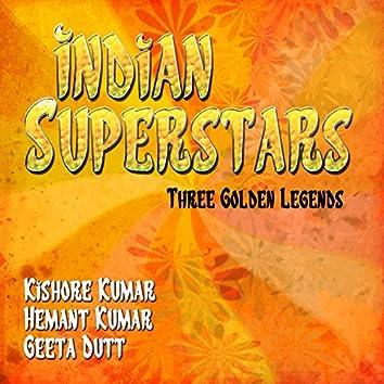 Indian Superstars - Three Golden Legends, Vol. 2