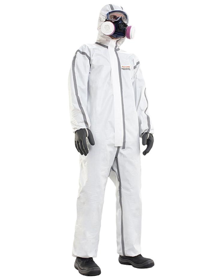 球状命令湾ハネウェル ミューテックス T4 防護服 サイズXL 身長182-188cm 10枚組