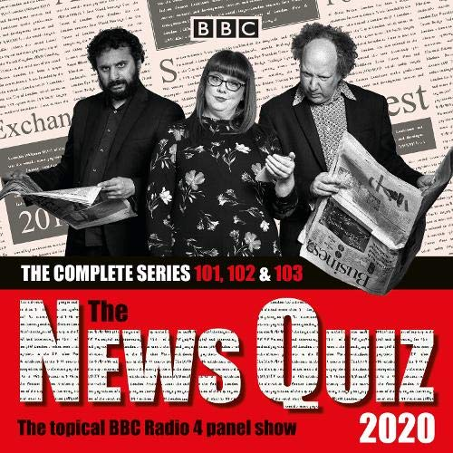 The News Quiz 2020: The Complete Series 101, 102 and 103 cover art