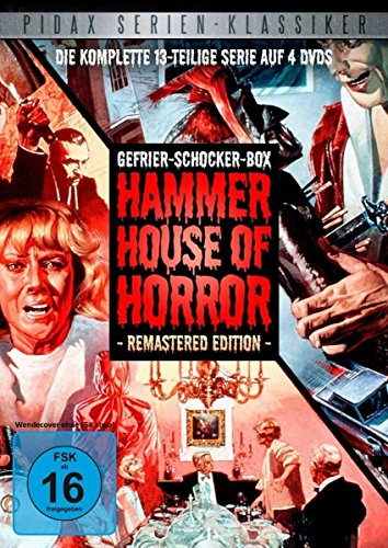 Gefrier-Schocker-Box: Hammer House of Horror (Remastered Edition) (4 DVDs)