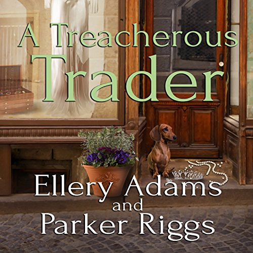 A Treacherous Trader     Antiques & Collectibles Mysteries, Book 4              De :                                                                                                                                 Ellery Adams,                                                                                        Parker Riggs                               Lu par :                                                                                                                                 Andi Arndt                      Durée : 7 h et 23 min     Pas de notations     Global 0,0