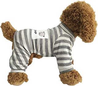 EastCities Dog Clothes for Small Dogs Puppy Pajamas Outfit