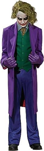 comprar marca Rubie's Rubie's Rubie's - Disfraz para adultos del Joker  Obtén lo ultimo