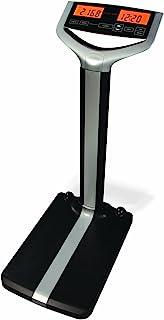 مقیاس پزشکی دیجیتال Accuro DBW100 سطح کمر ، ظرفیت 500 lb./227kg ، محاسبه BMI