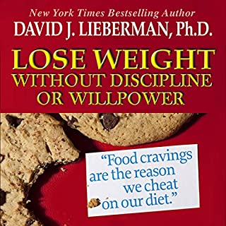 Lose Weight without Discipline or Willpower  audiobook cover art