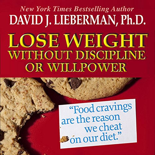 Lose Weight without Discipline or Willpower copertina