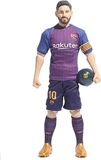 Sockers 2018/19 Messi FCB Action Figure, Blue, 30 cm (BanboToys 2)
