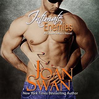 Intimate Enemies audiobook cover art