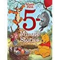 5-Minute Winnie the Pooh Stories (Hard Cover)