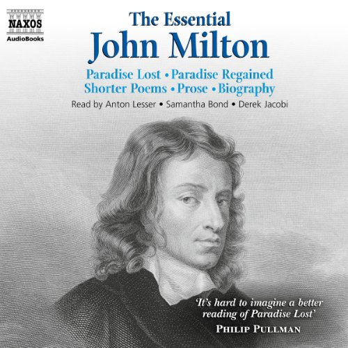 The Essential John Milton cover art