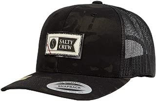 Men's Topstitch Retro Trucker Hat