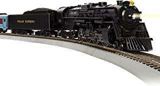 Lionel The Polar Express, Electric HO Gauge Model Train Set w/ Remote and Bluetooth Capability