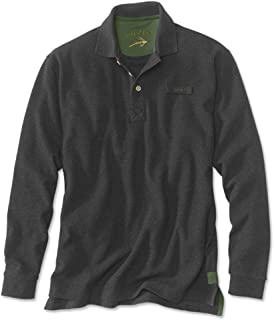 Men's The Long-Sleeved Signature Polo/Regular