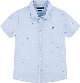 Mayoral, Camisa para niño - 6152, Azul