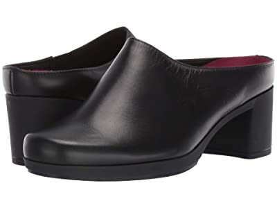 Munro Amy (Black Leather) Women