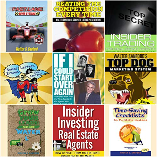Walter Sanford's Complete Library of Real Estate Training