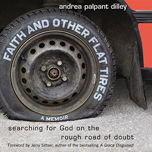 Faith and Other Flat Tires audiobook cover art