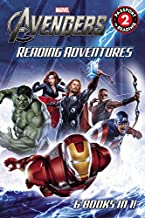 Marvel's The Avengers Reading Adventures (Passport to Reading)