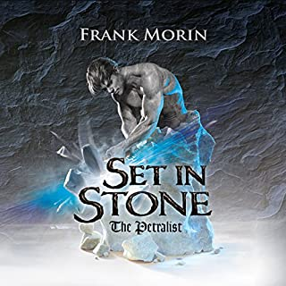 Set in Stone audiobook cover art