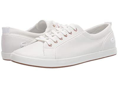Lacoste Lancelle Sneaker 319 2 (Off-White/Off-White) Women