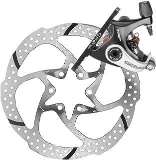 flat mount disc brake