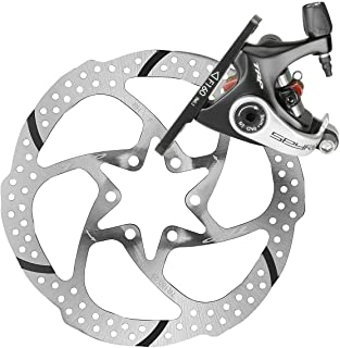 TRP SPYRE Flat Mount Road Alloy Mechancial Disc Brake Caliper Rotor
