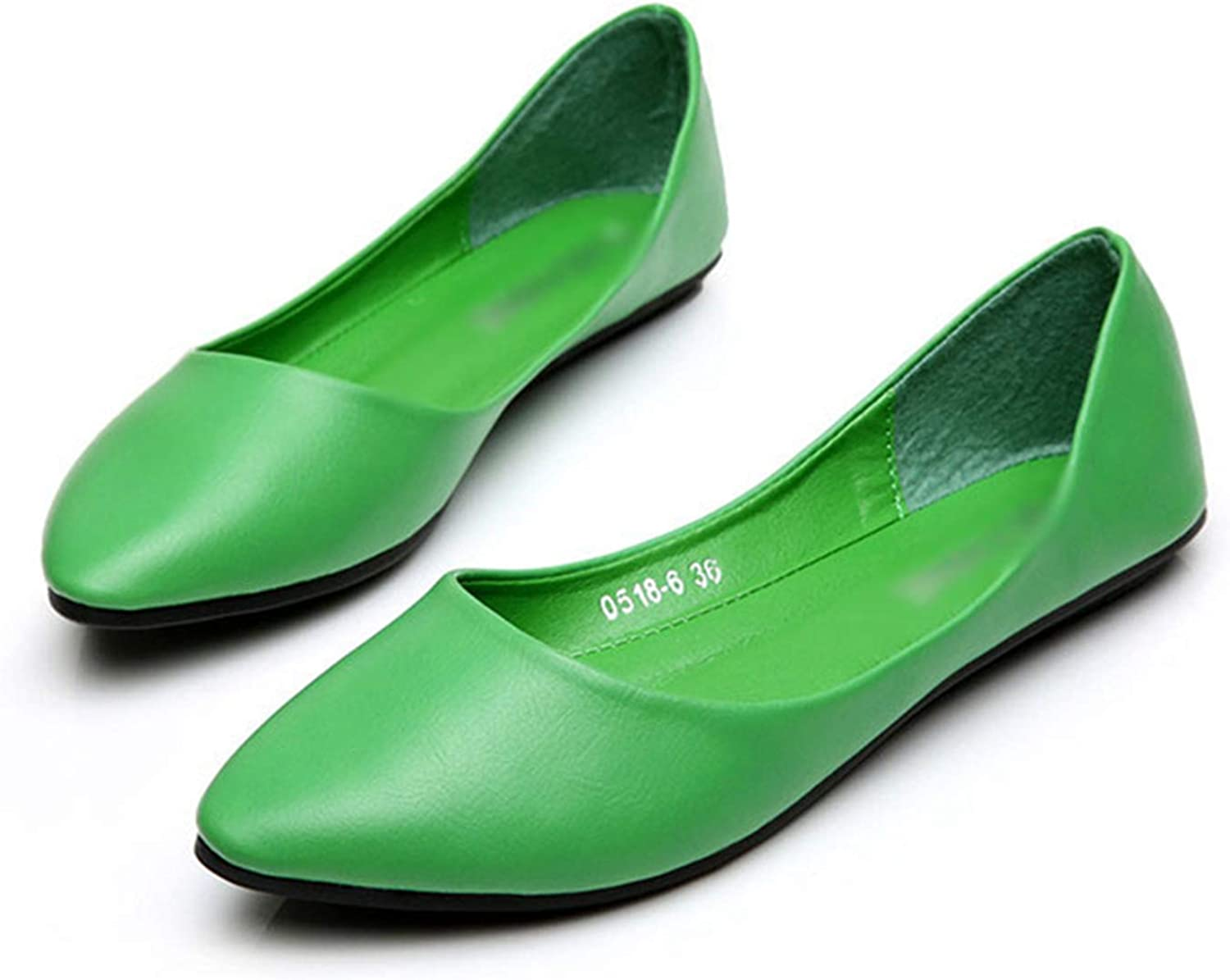 Kyle Walsh Pa Women's Flats shoes Slip-on Shallow Female Soft Casual Working Driving Moccasins