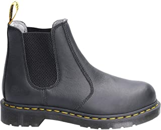 Dr. Martens - Women's Arbor Steel Toe Light Industry Boots