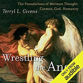 Wrestling the Angel audiobook cover art