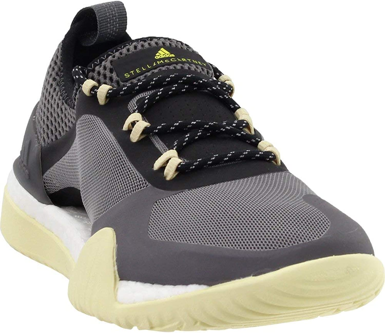 Adidas by Stella McCartney Women's Pureboost X TR 3.0 Stone Granite Mist Sun F15-St 7 M US