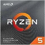 lizeyu Adecuado para AMD Ryzen 5 3600X procesador 7nm 6 núcleos 12 hilos 3.8G 95W interfaz en caja CPU