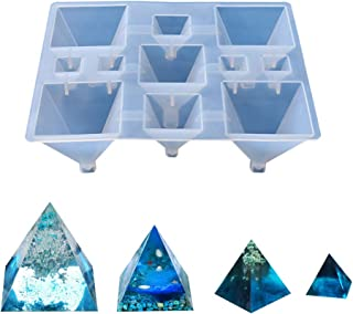 Best pyramid mold for resin Reviews