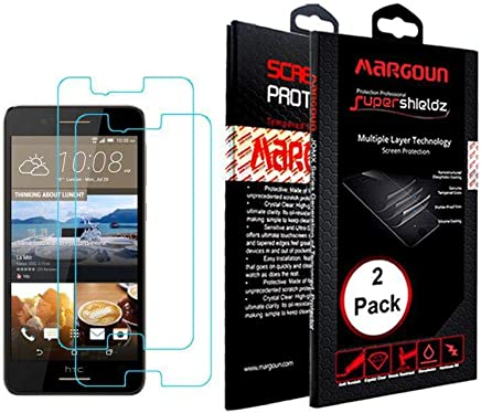 Margoun 2-Pack for HTC Desire 728 Ultra Screen Protector