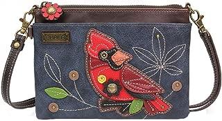 Chala Cardinal Mini Crossbody Handbag Bird Lover