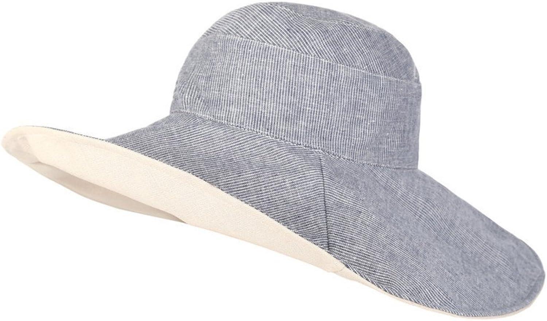XiongDaDa Sun Hat for Women, Sun Hat Hat Female Ultrapurple Folding