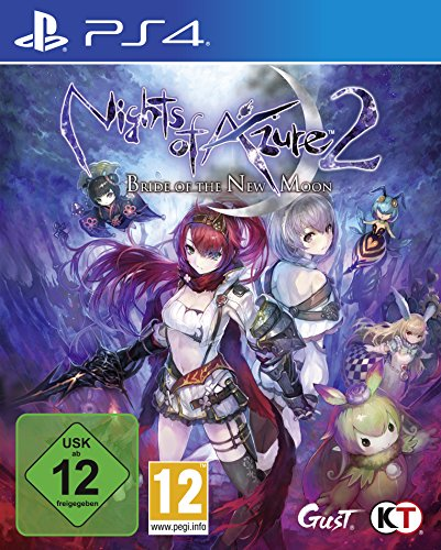 Nights of Azure 2: Bride of The New Moon (PlayStationPS4)