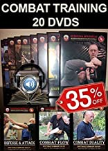 HAND-TO-HAND COMBAT DVDS - 20 Self-Defense Training DVDs of Russian Martial Arts Systema Combat, Martial Art Instructional Videos