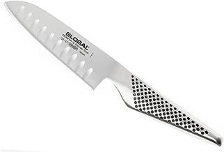 Global GS-37-5 1/4 inch, 13cm Santoku Hollow Ground Knife