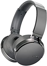 Sony MDR-XB950BT/H Extra Bass Bluetooth Headset (Gray)