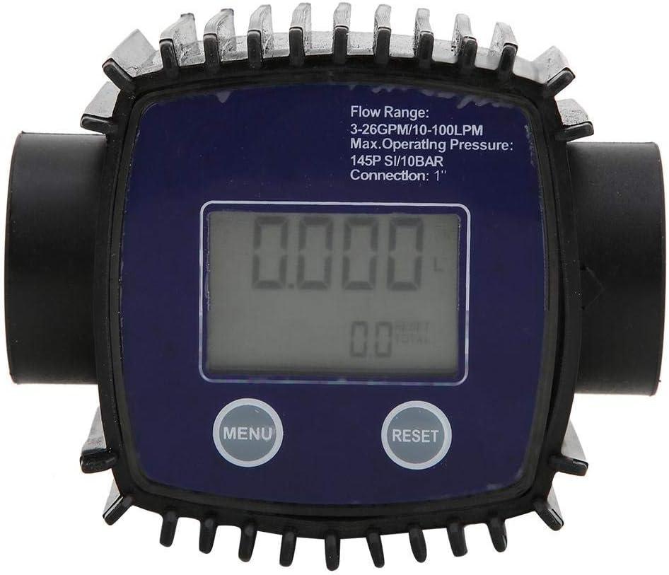 Flow San Diego Mall Meter K25 1 in Female Flowmeter Digital Under blast sales Thread Display Liq