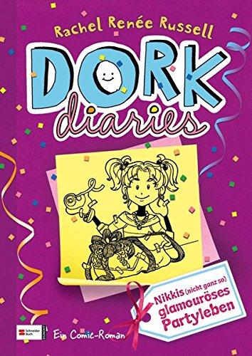 DORK Diaries, Band 02: Nikkis (nicht ganz so) glamouröses Partyleben (DORK Diaries / Comic Roman: Comic Roman, Band 2)