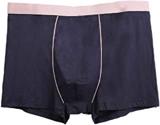neveraway Men Modal Breathable 3-Pack with Stretch Comfy Plus Size Boxer Brief