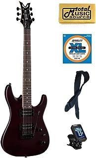 Dean Vendetta XM Tremelo Natural Electric Guitar FREE Strings Tuner Strap Cloth