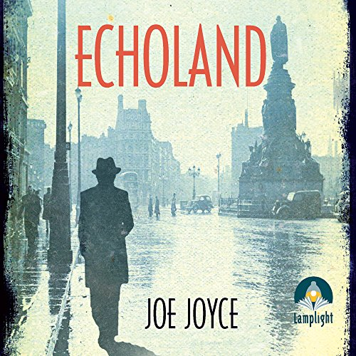 Echoland audiobook cover art